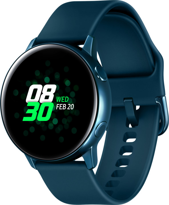 Samsung Galaxy Watch Active, zelená