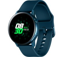 Samsung Galaxy Watch Active, zelená  + Při nákupu nad 500 Kč Kuki TV na 2 měsíce zdarma vč. seriálů v hodnotě 930 Kč