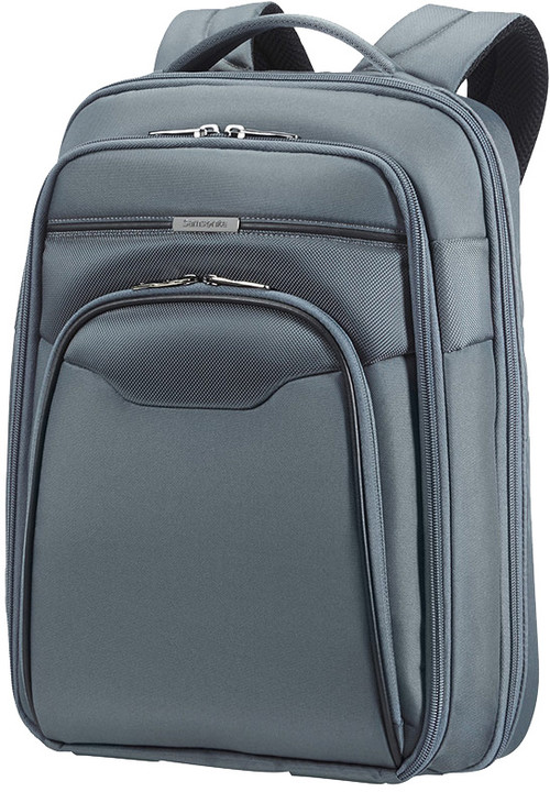 "Samsonite Desklite - LAPTOP BACKPACK 14.1"", šedá"
