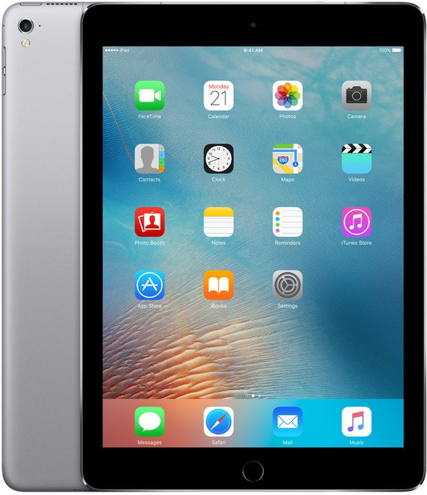 "APPLE iPad Pro Cellular, 9,7"", 256GB, Wi-Fi, šedá"
