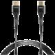 MAX MHC4200B kabel HDMI 2.0b plochý 2m, černá