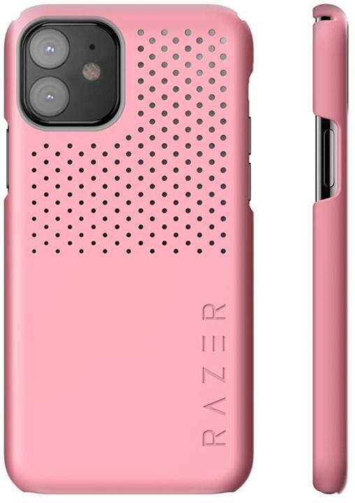 Razer Arctech Slim pouzdro pro iPhone 11, růžové