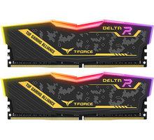 Team T-FORCE Delta TUF Gaming RGB 16GB (2x8GB) DDR4 3200 CL 16 TF9D416G3200HC16CDC01
