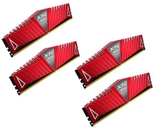 ADATA XPG Z1 16GB (4x4GB) DDR4 2400, červená