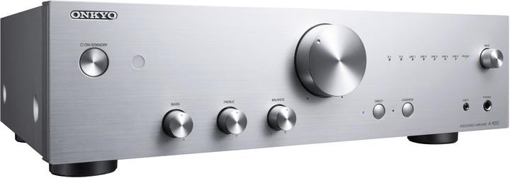 Onkyo A-9010, stříbrná
