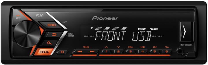 Pioneer MVH-S100UBA