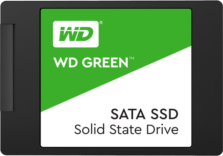 "WD Green 3D NAND, 2,5"" - 480GB"