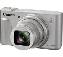 Canon PowerShot SX730 HS, stříbrná 1792C002