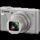 Canon PowerShot SX730 HS, stříbrná  + 800Kč zpět od Canonu + 100GB úložného prostoru v irista
