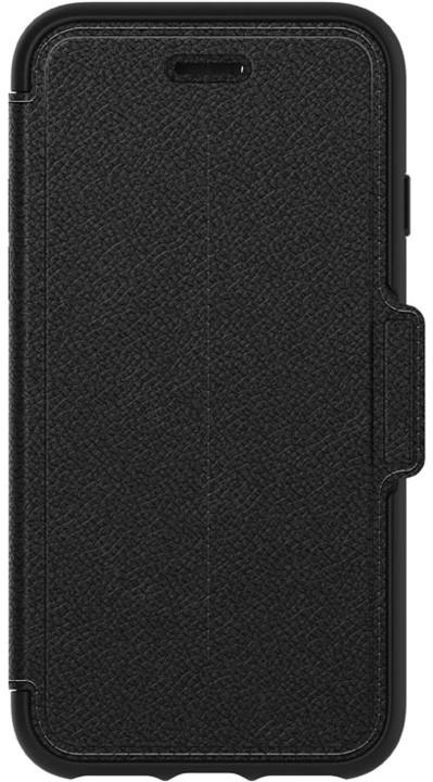 Otterbox Strada ochranné zavírací pouzdro pro iPhone 7 - černé ... d668d27e3cc