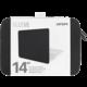 eSTUFF Ultrabooks, Chromebooks 14'' Sleeve - Fits PC Laptops, black