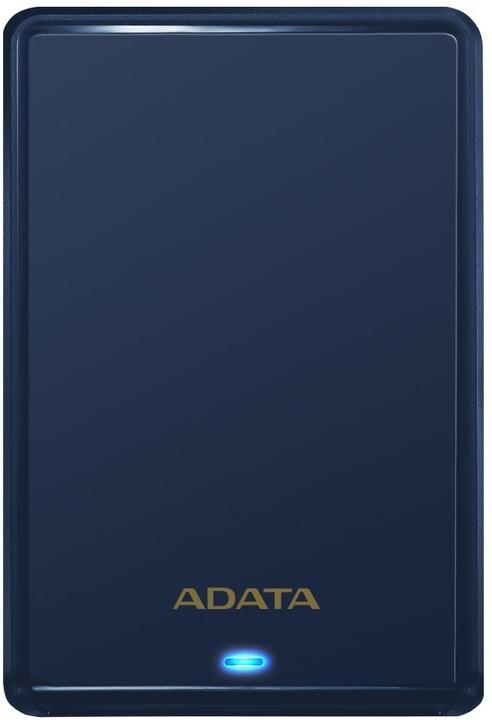 ADATA HV620S - 2TB, , modrá
