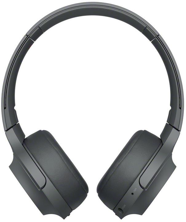 Sony WH-H800, černá