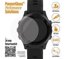 PanzerGlass SmartWatch pro různé typy hodinek (34mm), čiré - 3606