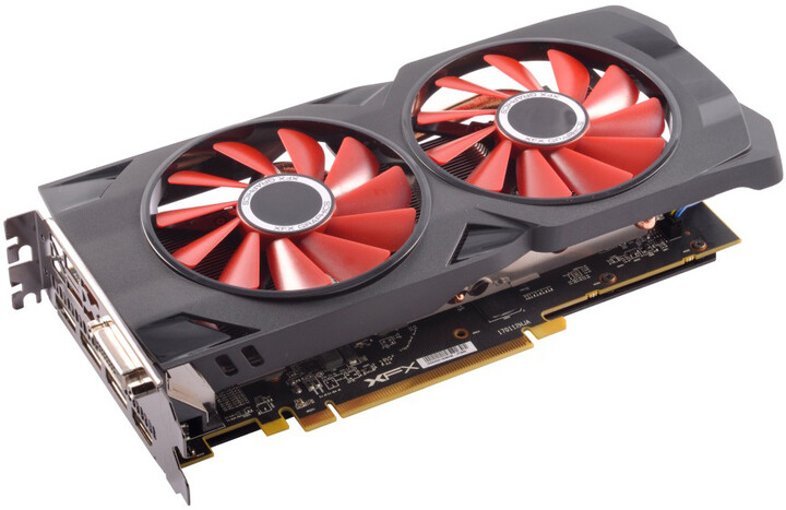 XFX Radeon RX 570 RS Black Edition, 4GB GDDR5
