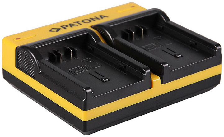 Patona nabíječka Foto Dual Quick Panasonic VBN260 USB