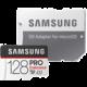 Samsung Micro SDXC 128GB PRO Endurance UHS-I + SD adaptér  + Voucher až na 3 měsíce HBO GO jako dárek (max 1 ks na objednávku)