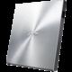ASUS SDRW-08U5S-U, stříbrná  + Voucher až na 3 měsíce HBO GO jako dárek (max 1 ks na objednávku)