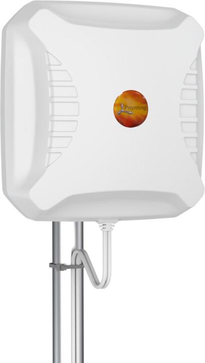 Poynting GSM/3G/LTE/5G XPOL-2-5G, směrová anténa, SMA-m, 2x kabel 5m