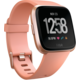 Fitbit Versa - Peach / Rose Gold Aluminum  + Voucher až na 3 měsíce HBO GO jako dárek (max 1 ks na objednávku)