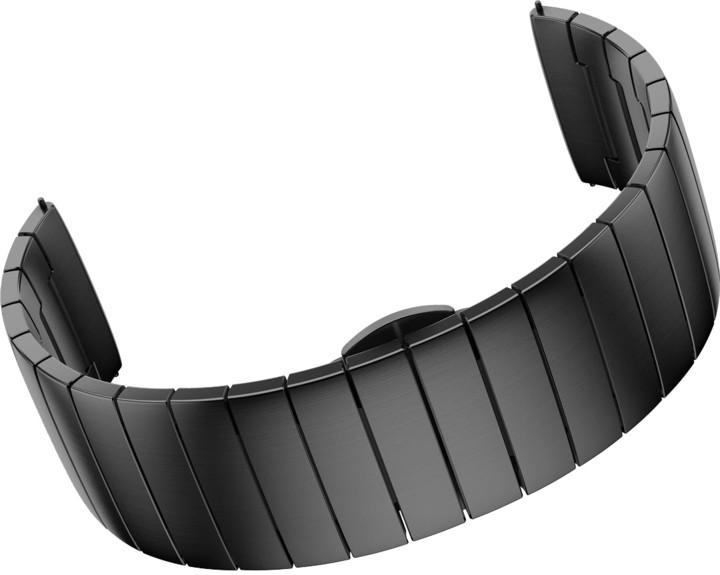 ASUS ZenWatch 2 Sparrow (kovový řemínek), černá