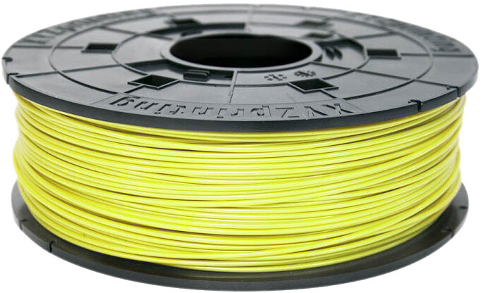 XYZprinting Filament ABS Neon Yellow 600g