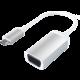 Satechi Type-C to VGA Adapter, stříbrná