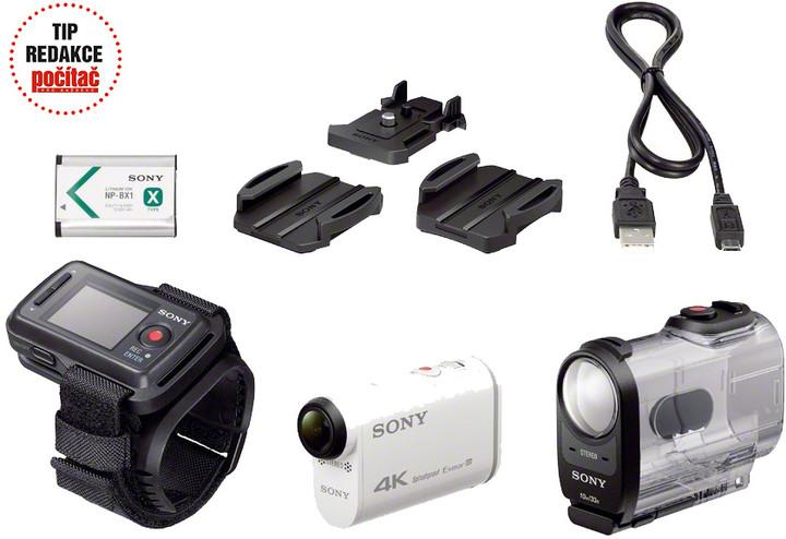 Sony FDR-X1000VR + ovladač