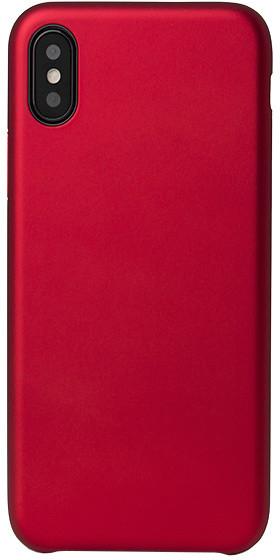 EPICO ultimate plastový kryt pro iPhone X/iPhone XS, červený