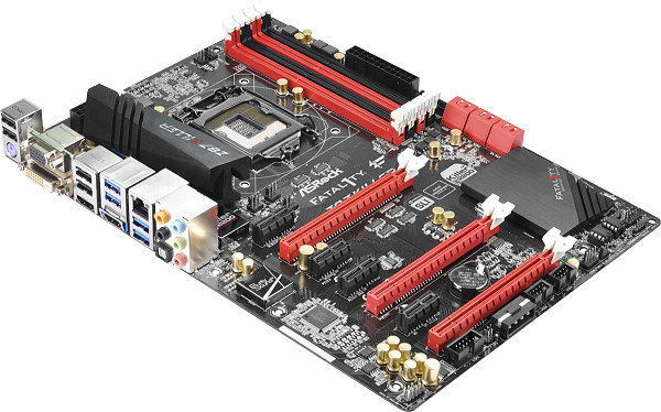ASRock Fatal1ty Z87 Professional Intel USB 3.0 Windows 8
