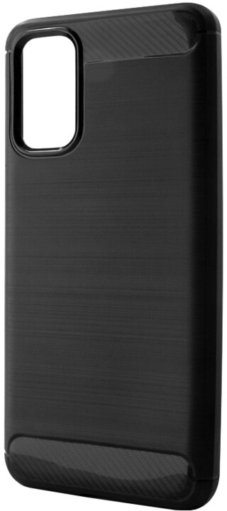 EPICO pouzdro CARBON pro Samsung Galaxy S20+, černá