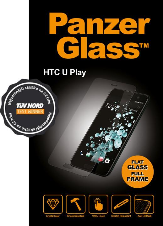 PanzerGlass Standard pro HTC U Play, čiré