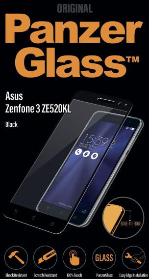 PanzerGlass Edge-to-Edge pro Asus Zenfone 3, čiré