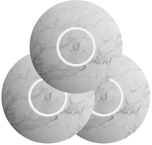 Ubiquiti kryt pro UAP-nanoHD, mramorový motiv, 3 kusy