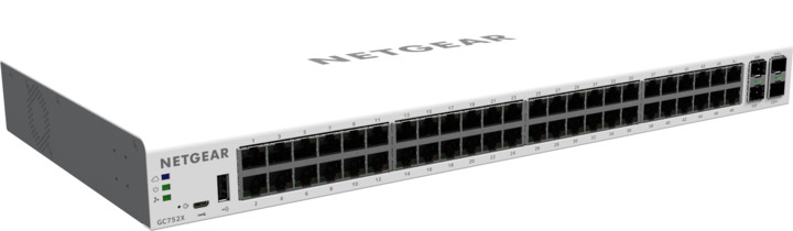 NETGEAR Insight GC752X Smart Cloud Managed Switch
