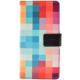 FIXED Opus pouzdro typu kniha pro Huawei P9 Lite (2017), motiv Dice