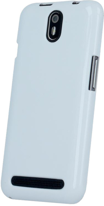 myPhone silikonové (TPU) pouzdro pro FUN 5, bílá