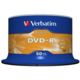 Verbatim DVD-R 4,7GB 16x, Matt Silver, Spindle 50ks