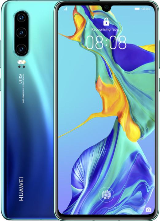 Huawei P30, 6GB/128GB, Aurora
