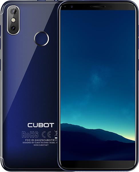 CUBOT R11, 16GB, modrá