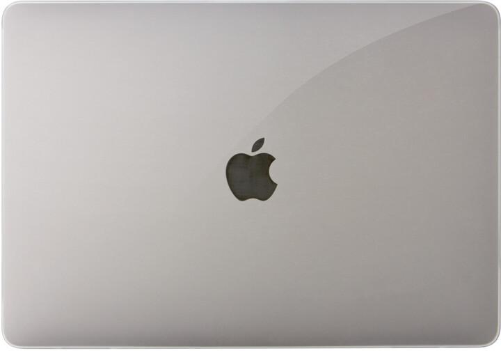 """EPICO plastový kryt Shell Cover GLOSS pro MacBook Air 13"""" (2018/2020), bílá"""