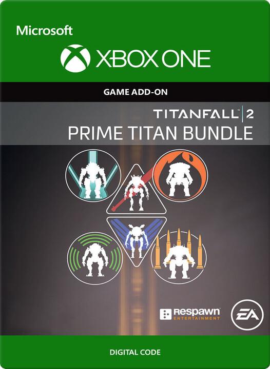 Titanfall 2: Prime Titan Bundle (Xbox ONE) - elektronicky