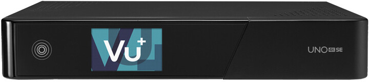 VU+ Uno 4K SE (1x dual FBC DVB-S2X)