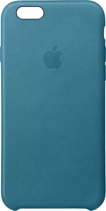 Apple iPhone 6s Leather Case - Marine Blue