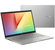 ASUS VivoBook 14 K413EA (11th gen Intel), stříbrná Servisní pohotovost – vylepšený servis PC a NTB ZDARMA