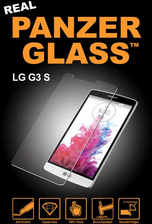 PanzerGlass Standard pro LG G3S, čiré