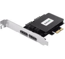 Evolveo 2x eSATA & 2x SATA III PCIe - KAE-eSATA-&-SATA-III