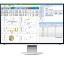 "EIZO FlexScan EV2457-WT - LED monitor 24"""