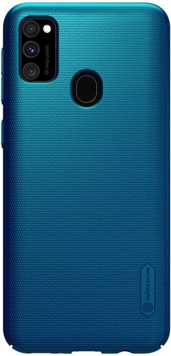Nillkin Super Frosted zadní kryt pro Samsung Galaxy M21, paví modrá