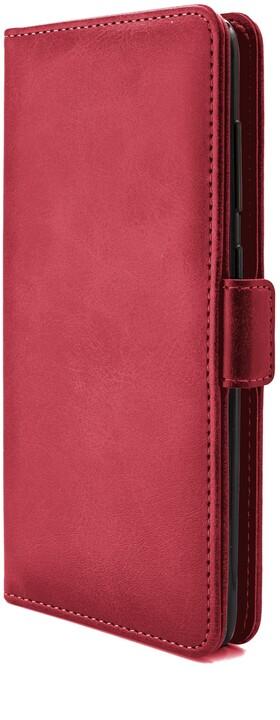 EPICO ochranné pouzdro ELITE FLIP pro Samsung Galaxy A12, červená